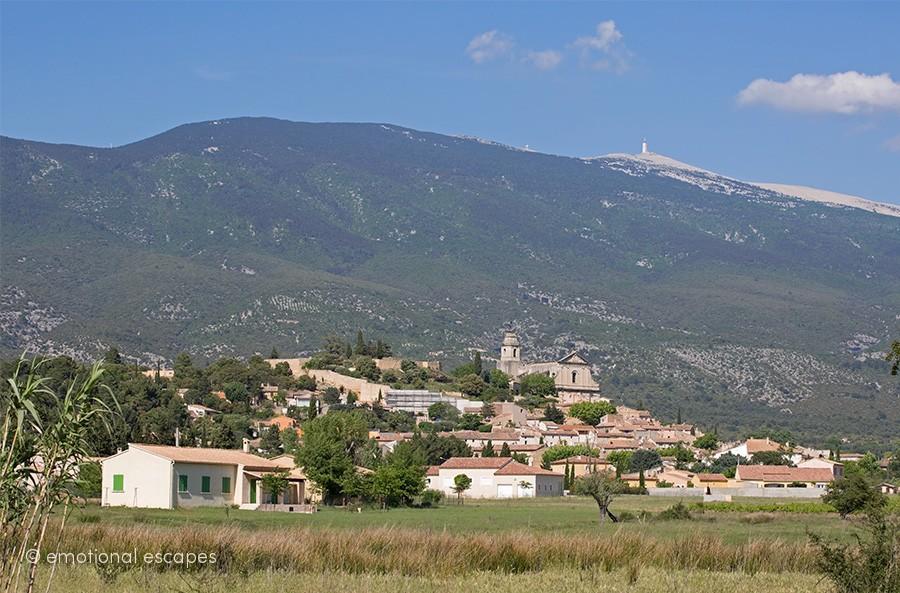 Bédoin Provence rentals