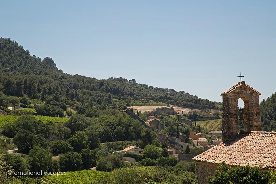 Gigondas Provence rentals