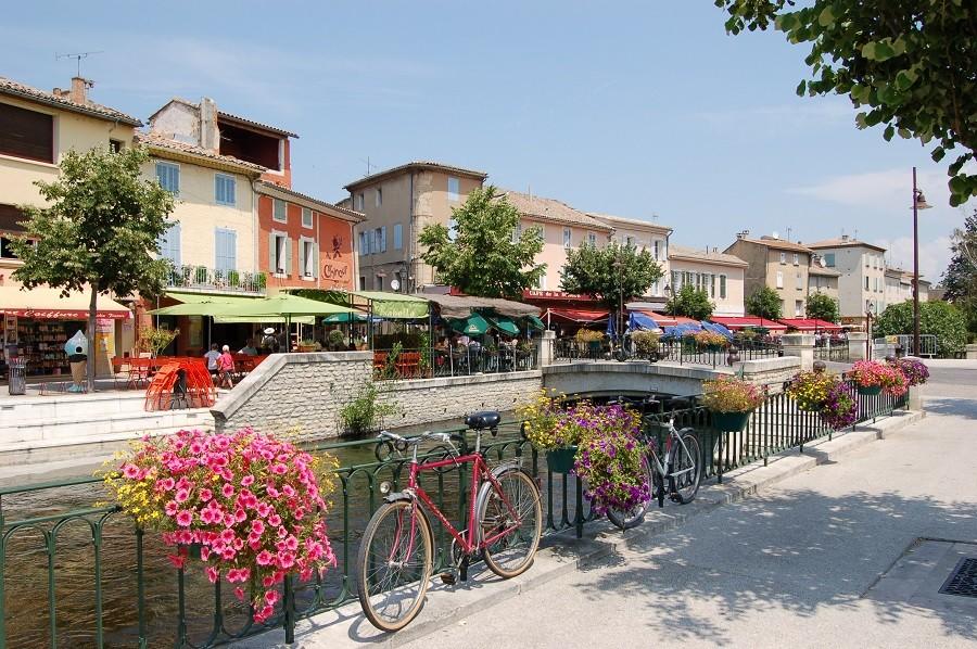 L'Isle-sur-la-Sorgue Provence rentals