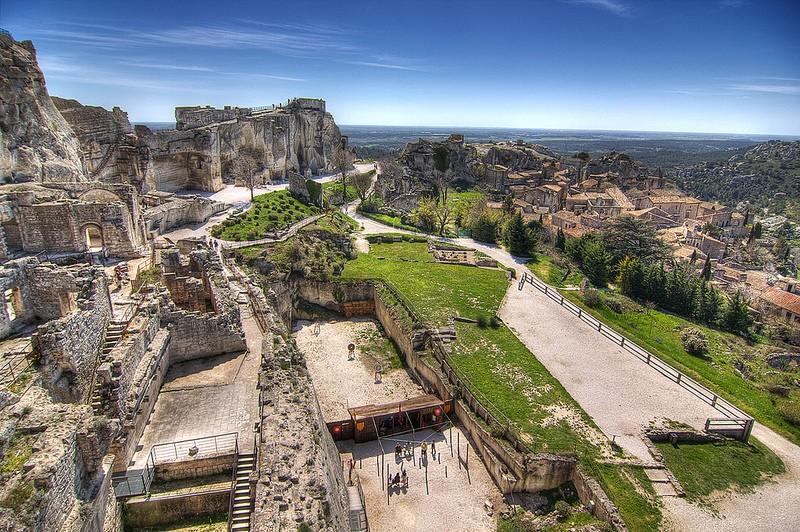 Les Baux-de-Provence Provence rentals