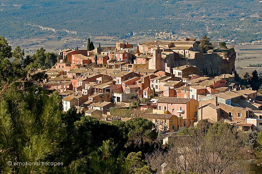 Roussillon Provence rentals