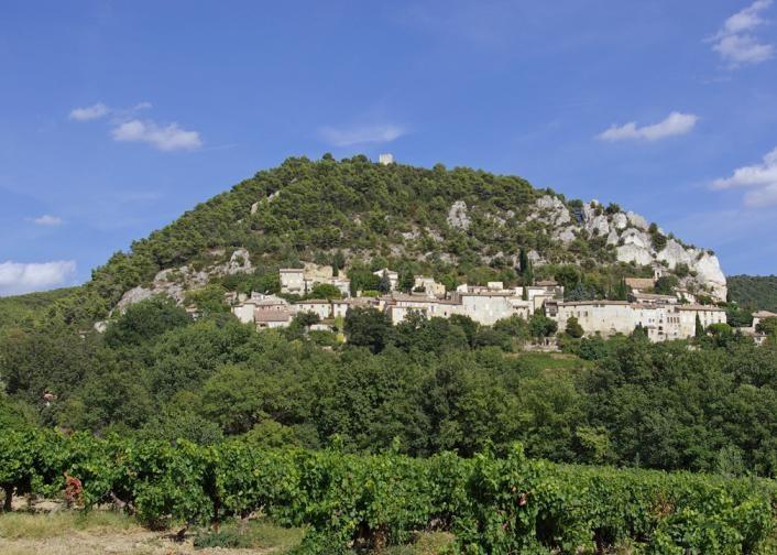 Séguret Provence rentals