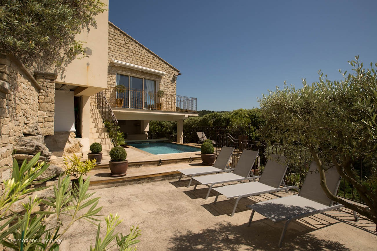 provence luxury homes for rent