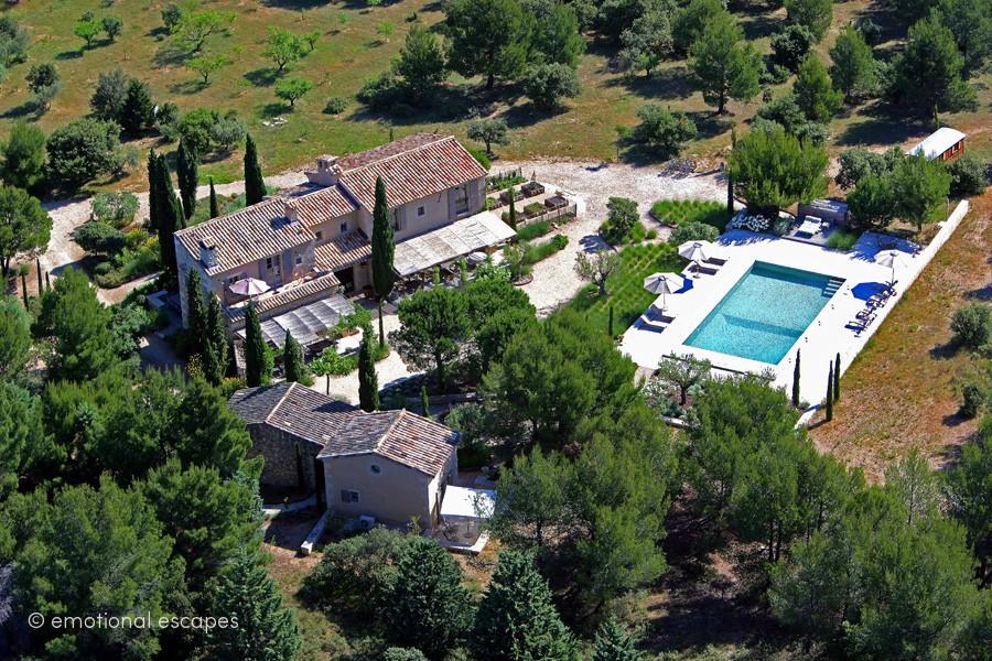villa rental south of france