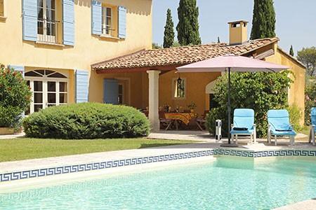 villa rentals provence