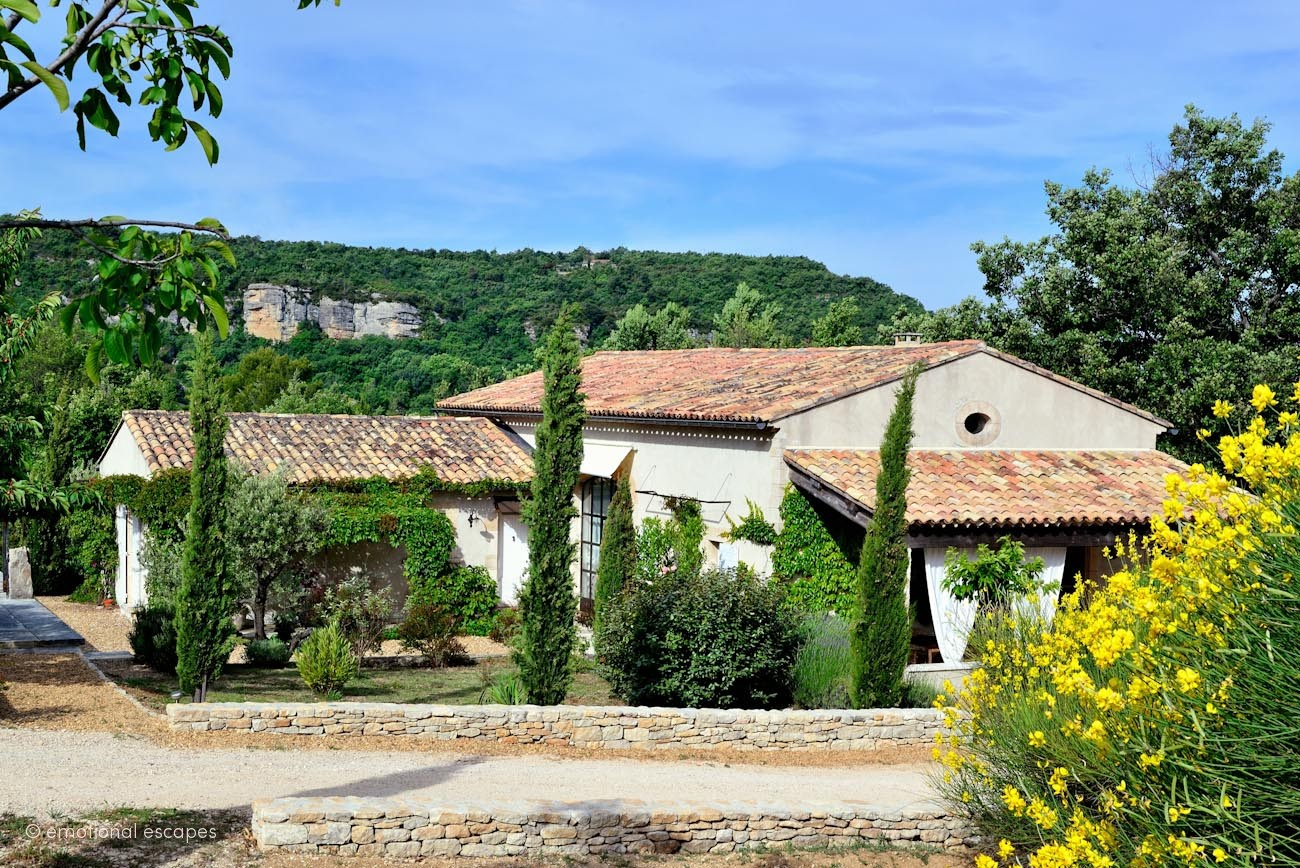 holiday rental in france Saignon