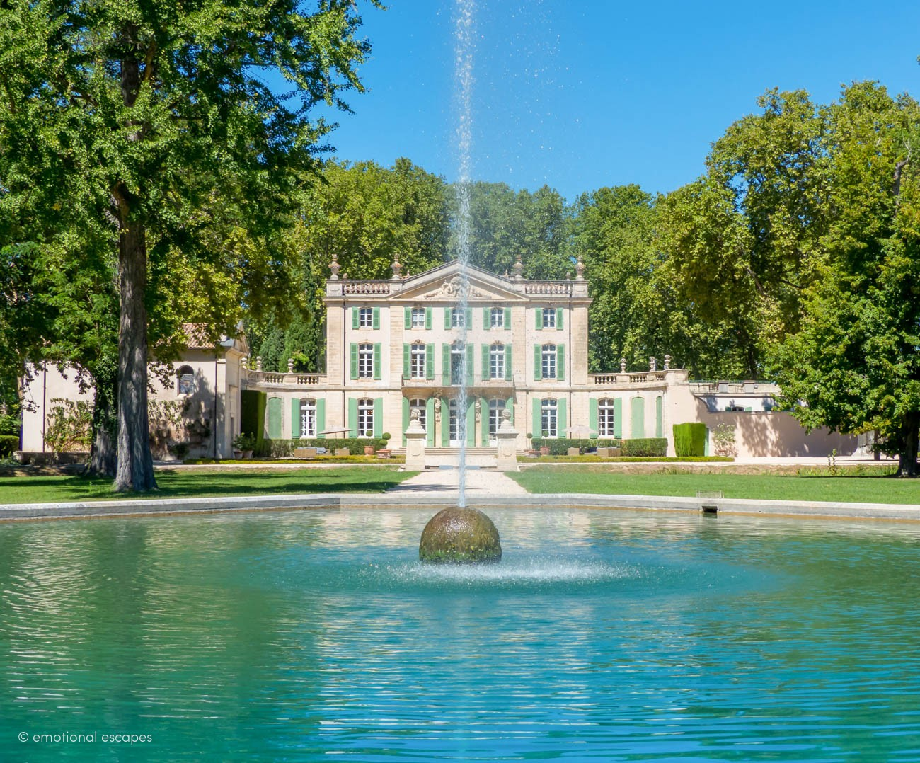 south of france luxury villas Aix-en-Provence
