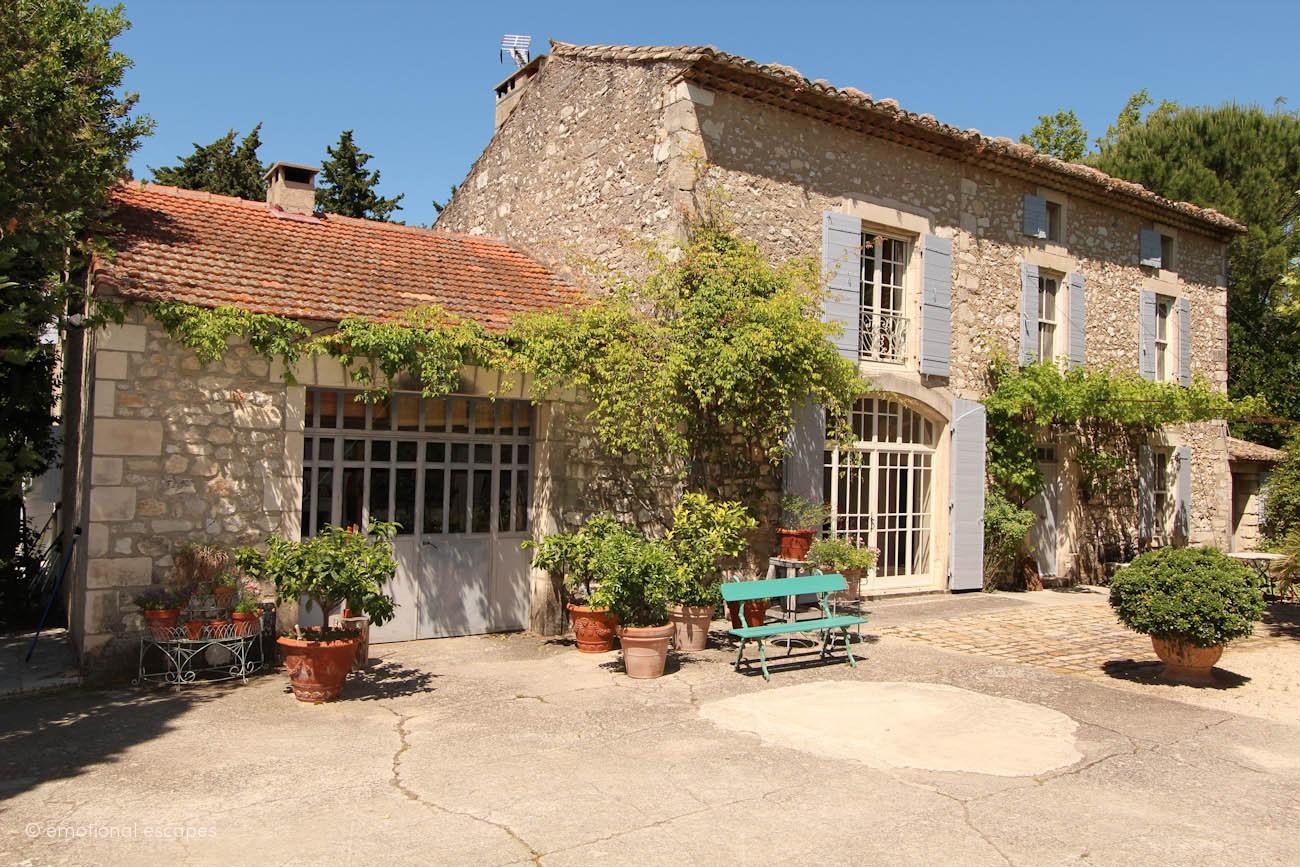 south of france villas