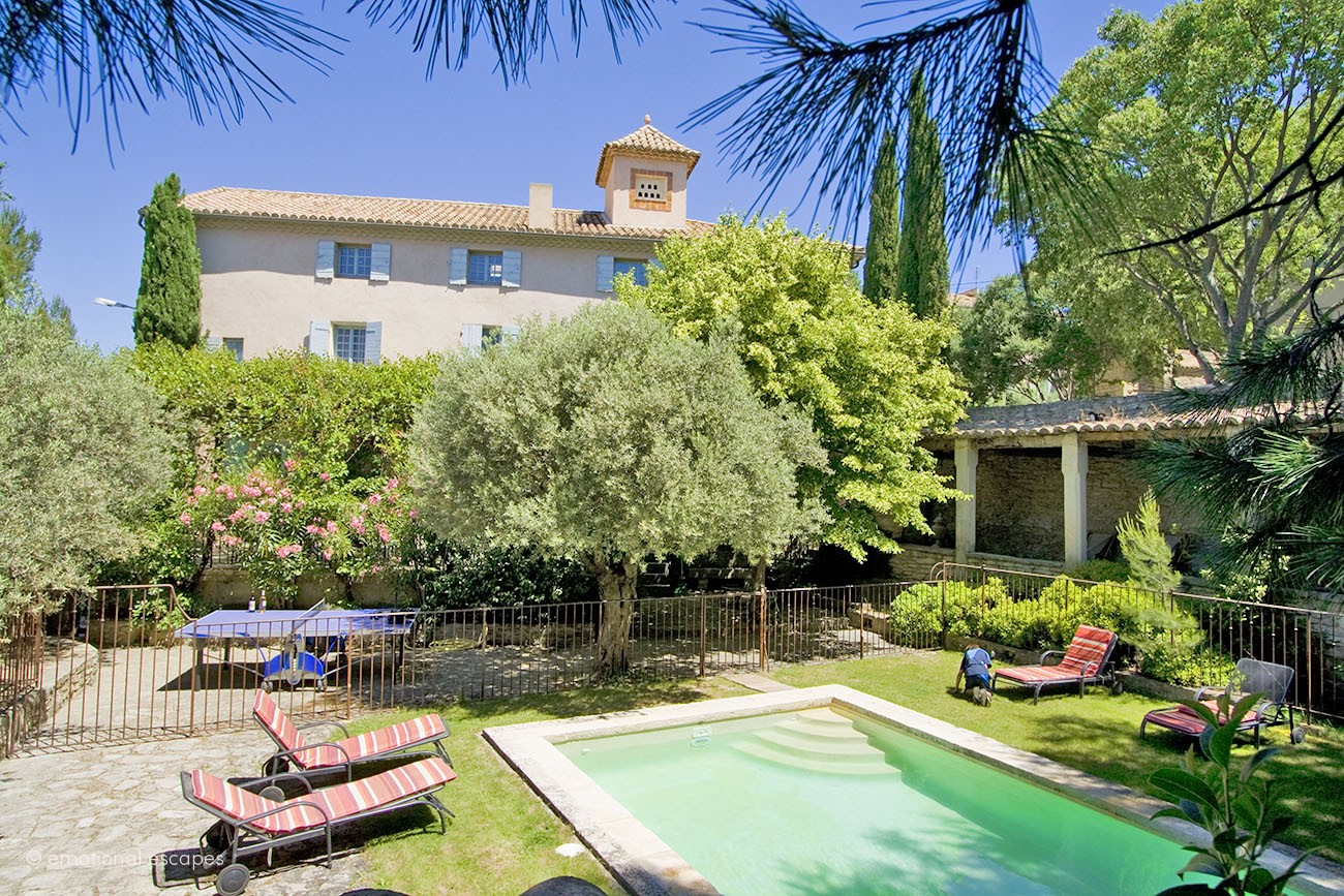 provence luxury villas