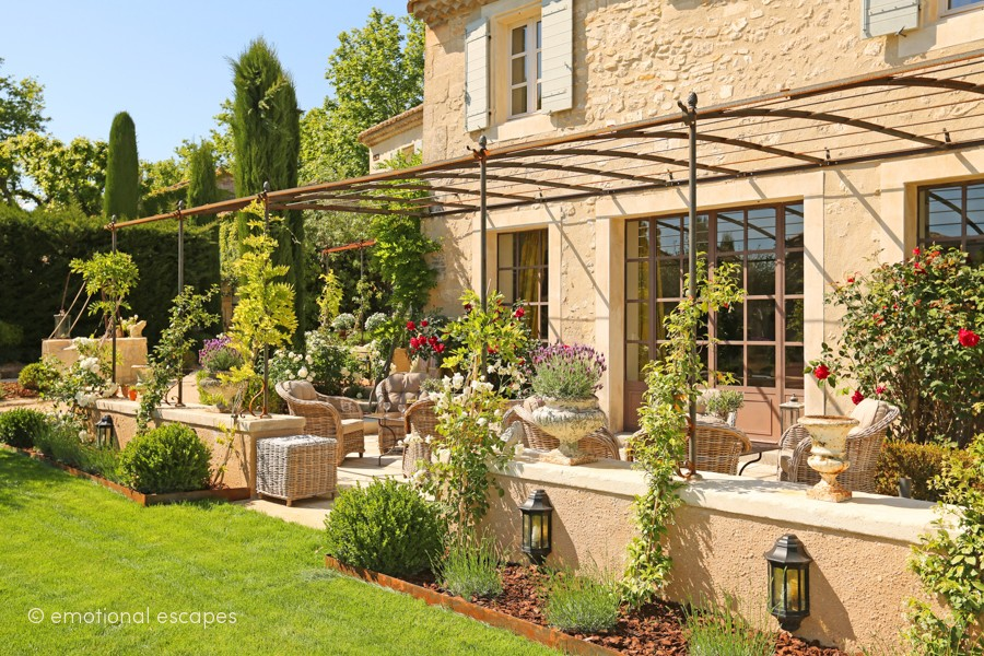 rental house provence