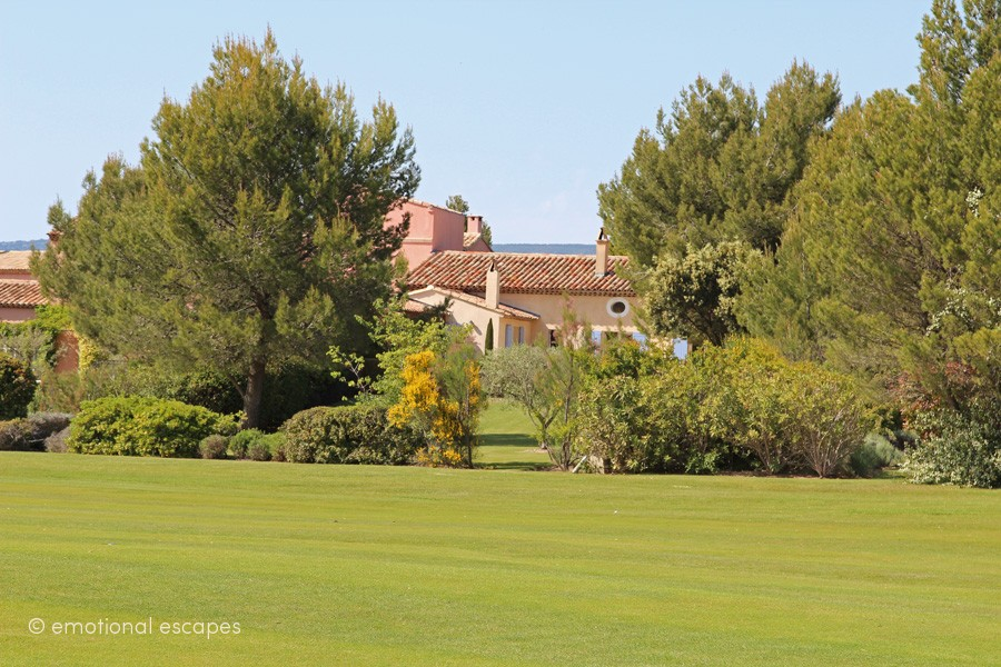 provence luxury vacation homes