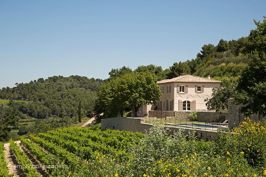 villa south france
