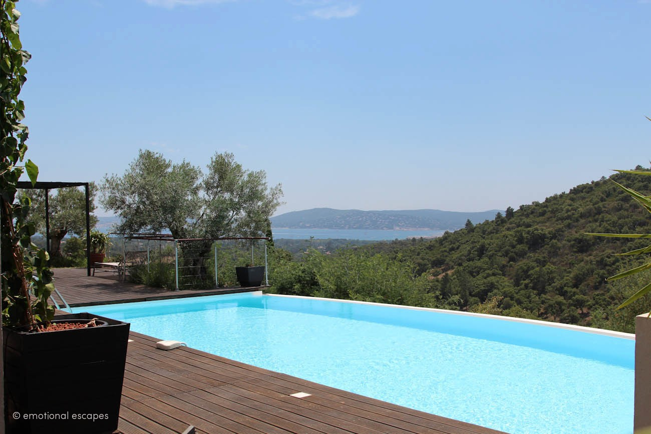 villas holiday south of france