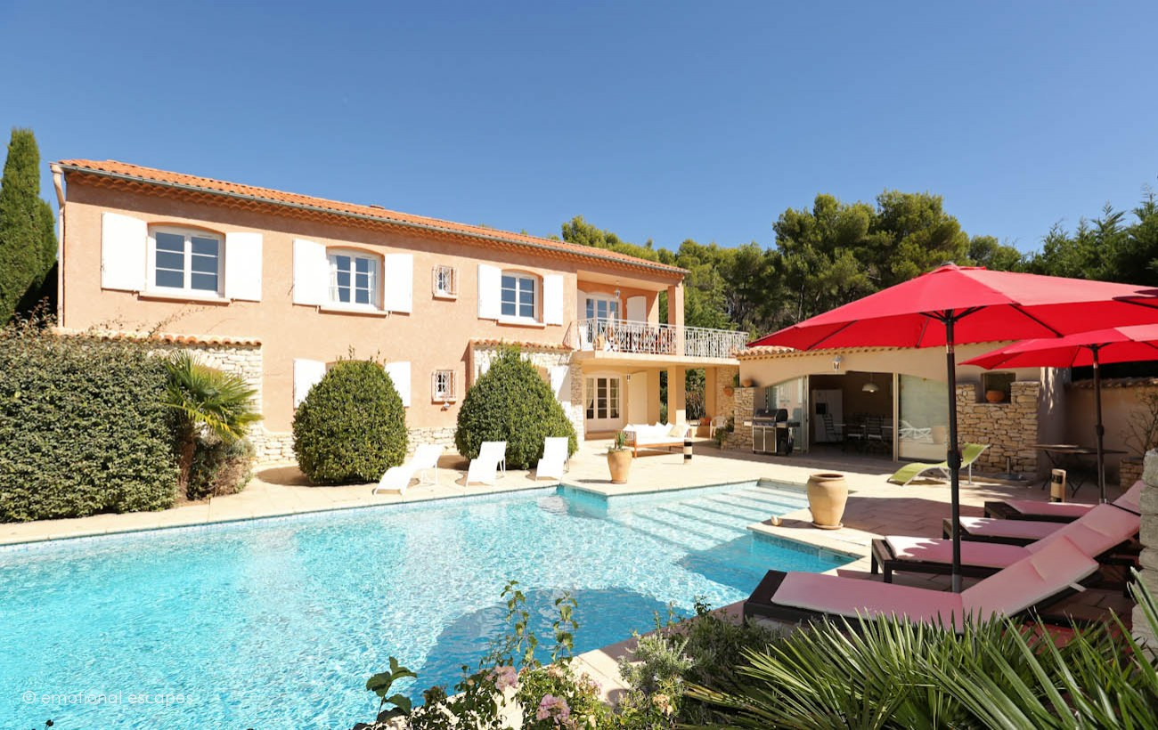 provence luxury house