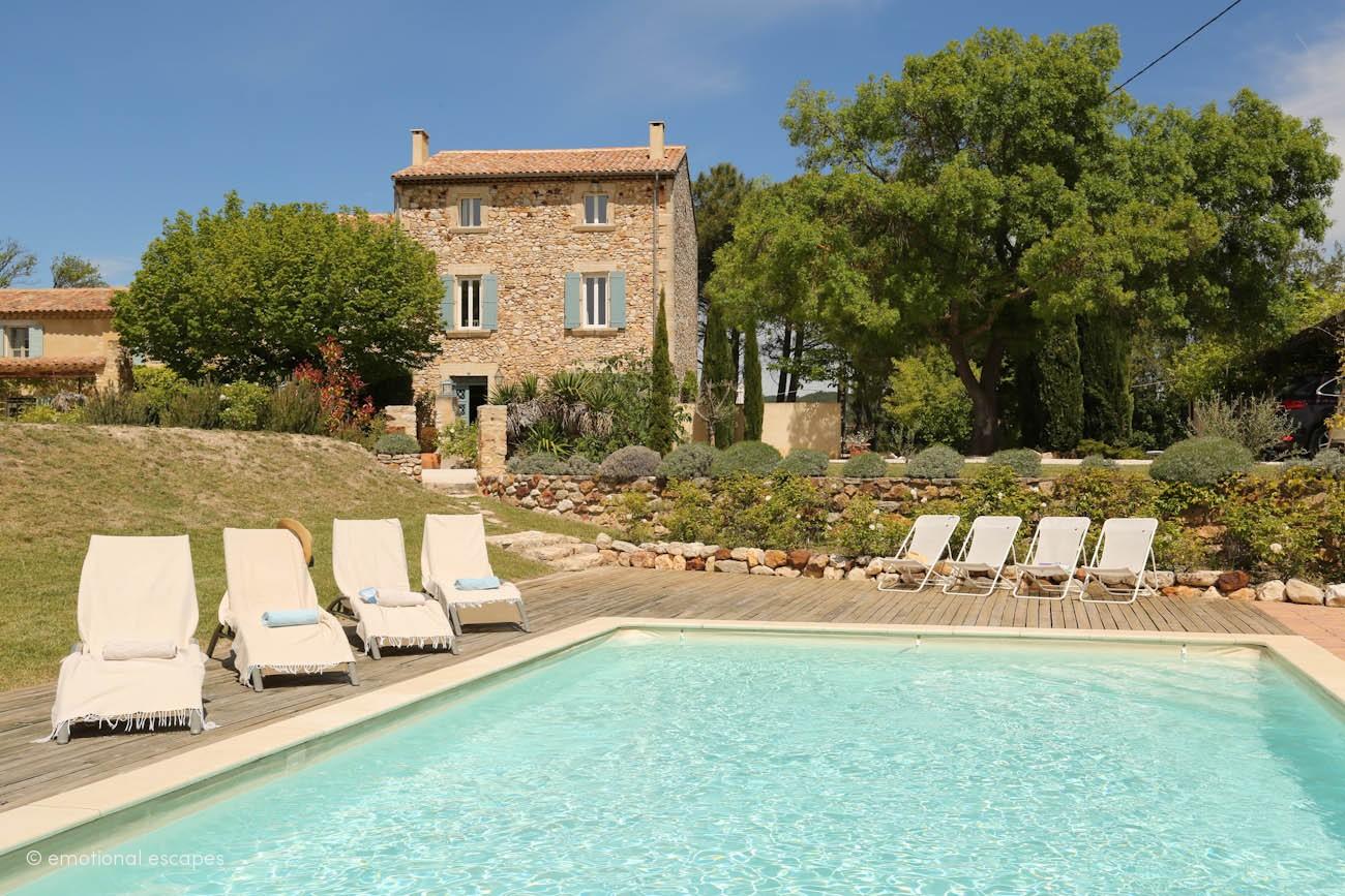 villas provence
