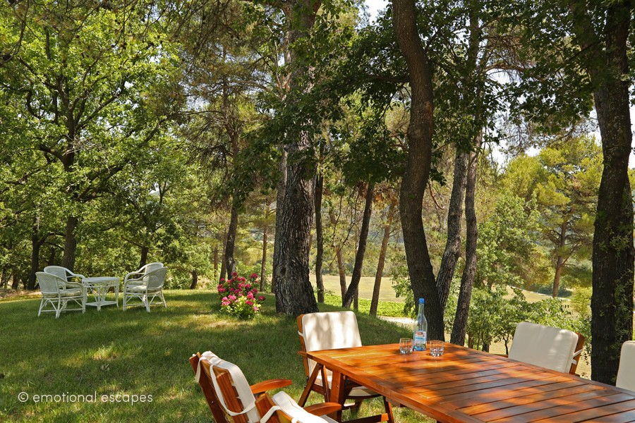 luxury vacation home provence