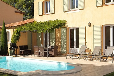 south of france villas