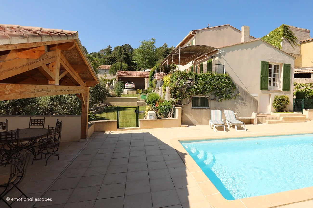 dog friendly villas in france Les Oliviers