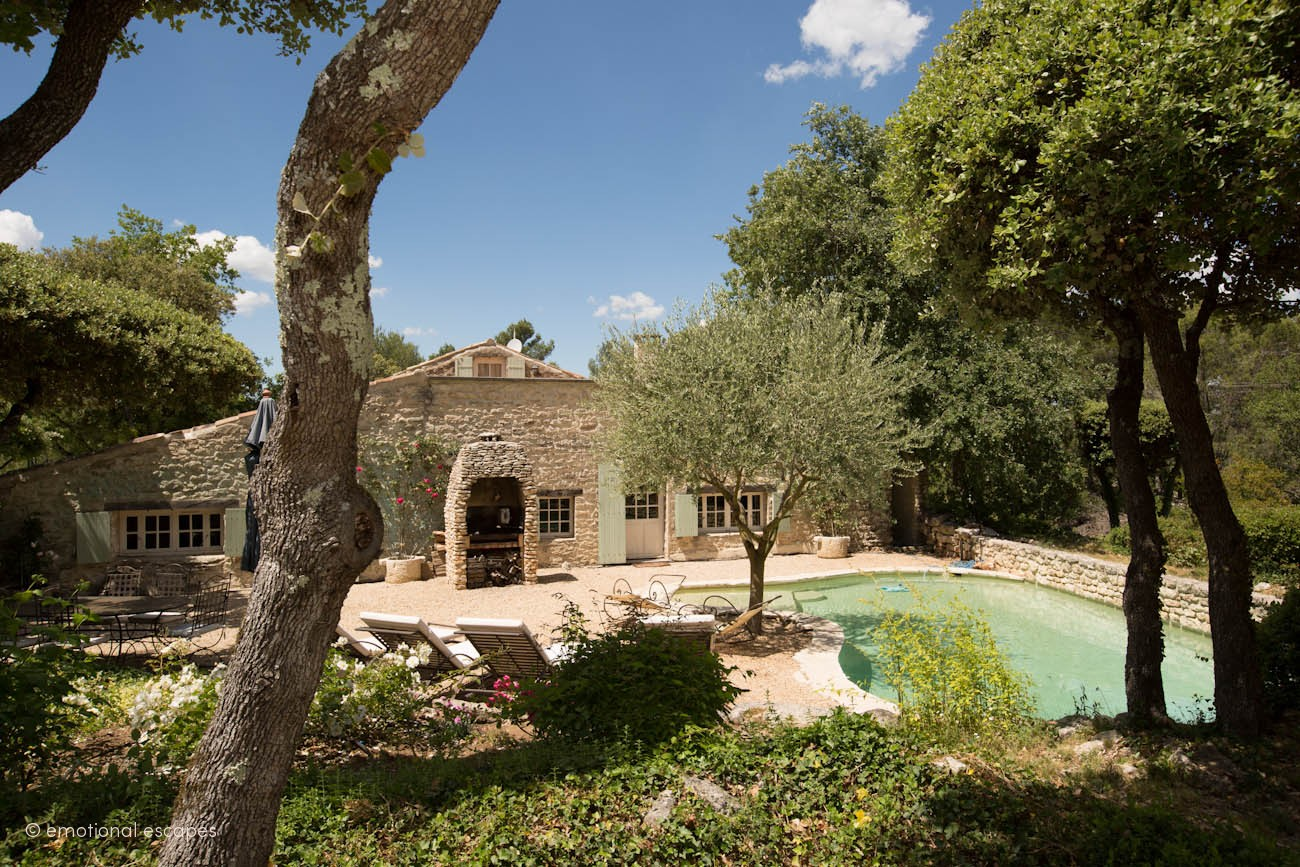 villas rentals provence