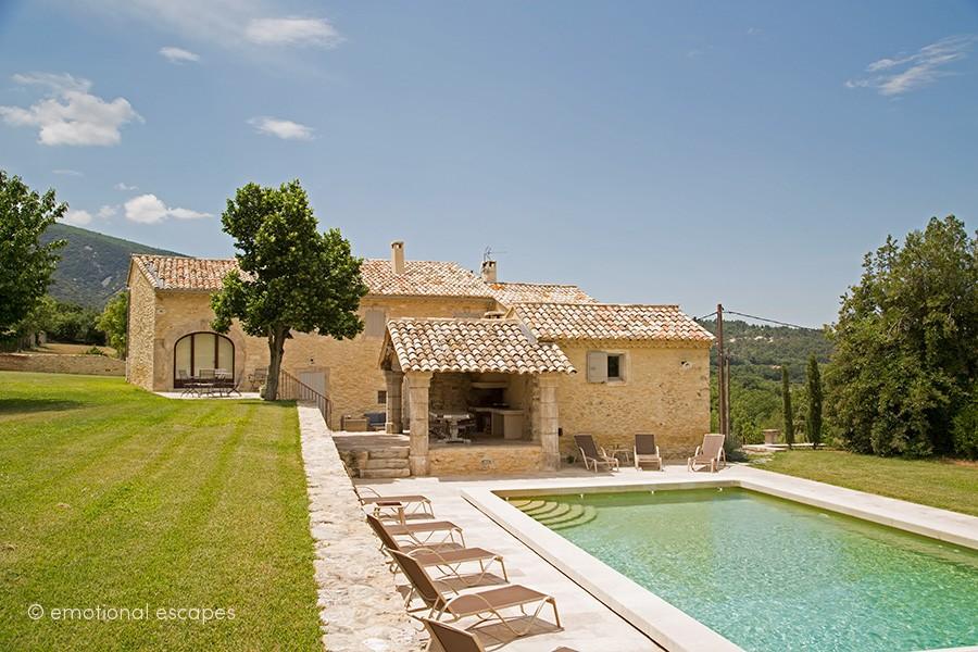 villas rental provence