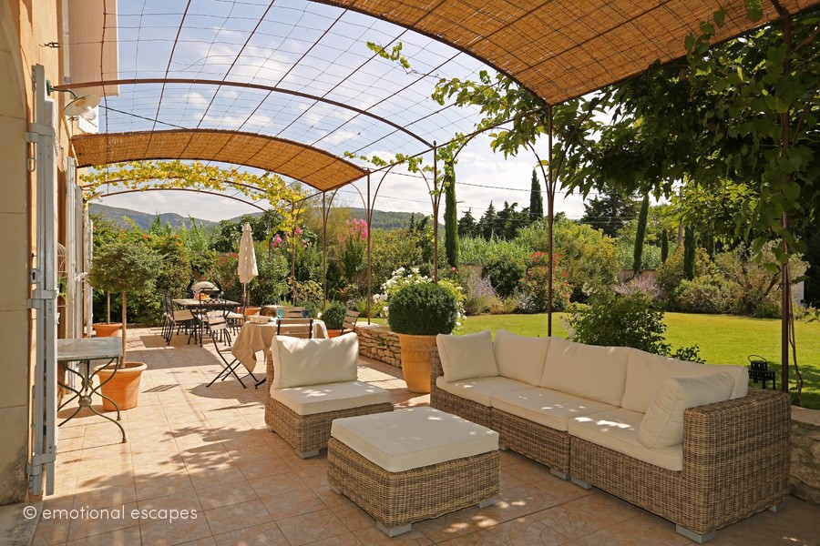 villa in south of france