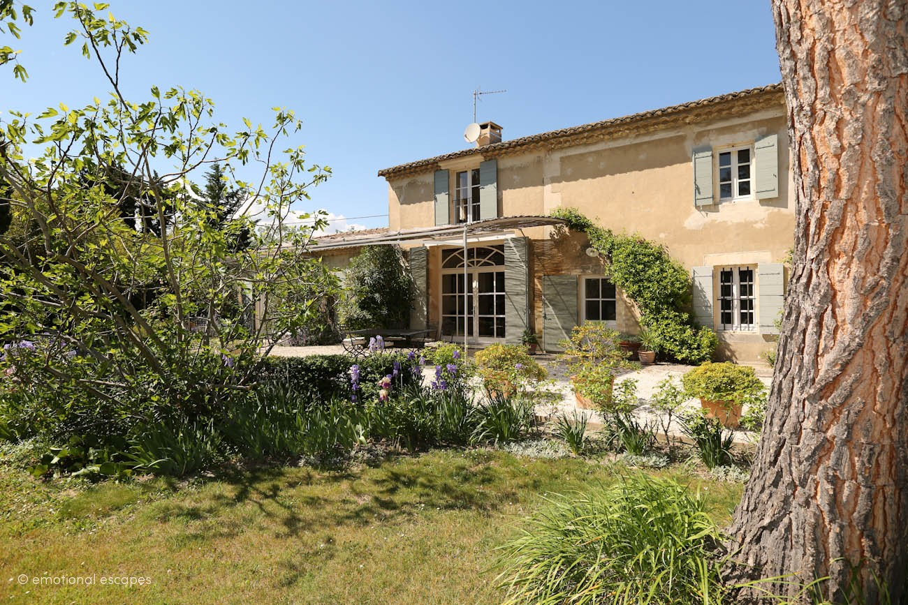 villa rental provence
