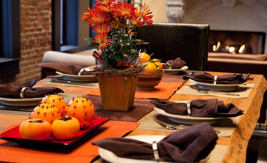 thanksgiving in provence