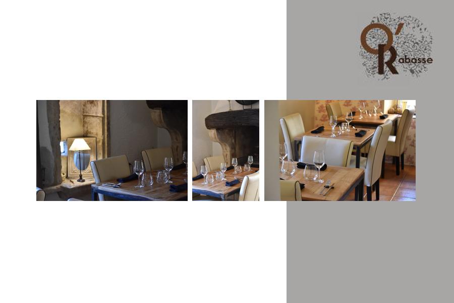 orabasse restaurant truffle