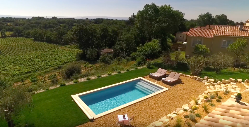 la belle du ventoux villa provence