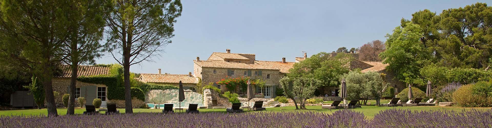 Luxury villa rental Provence South of France