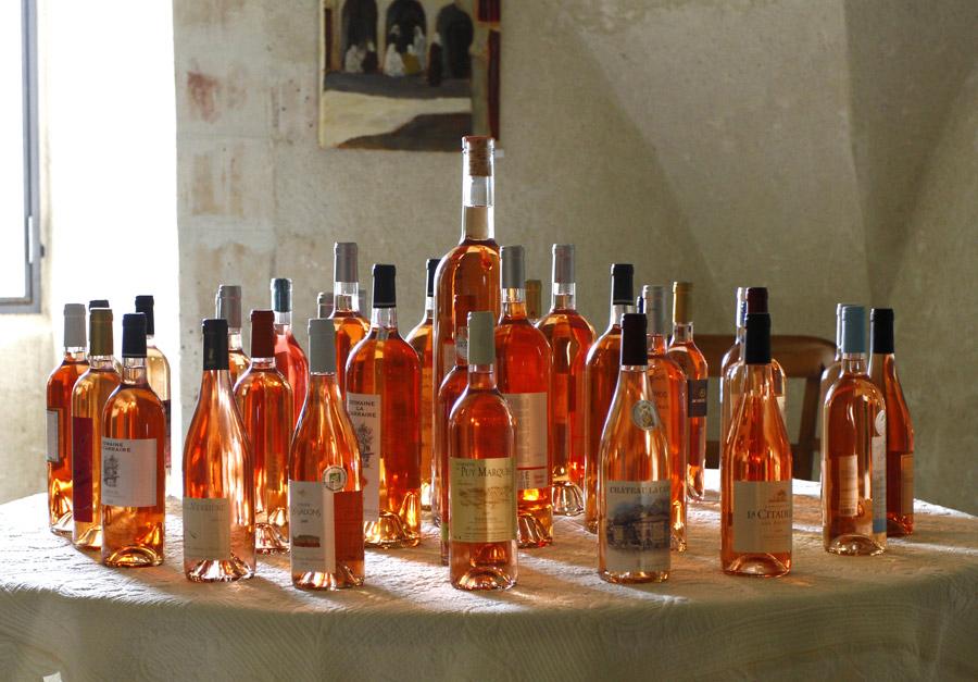wine-tasting tourism provence
